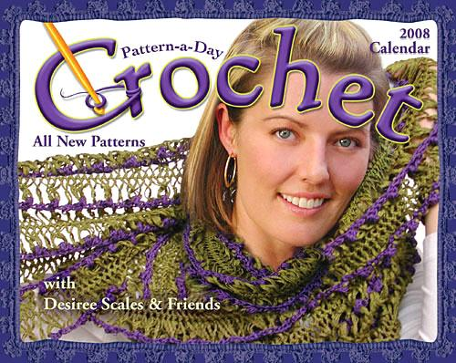 Free Crochet Pattern of the Day from The Daily Crocheter