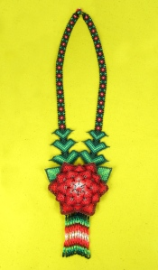 huichol necklace 01