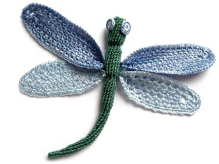 dragonfly crochet