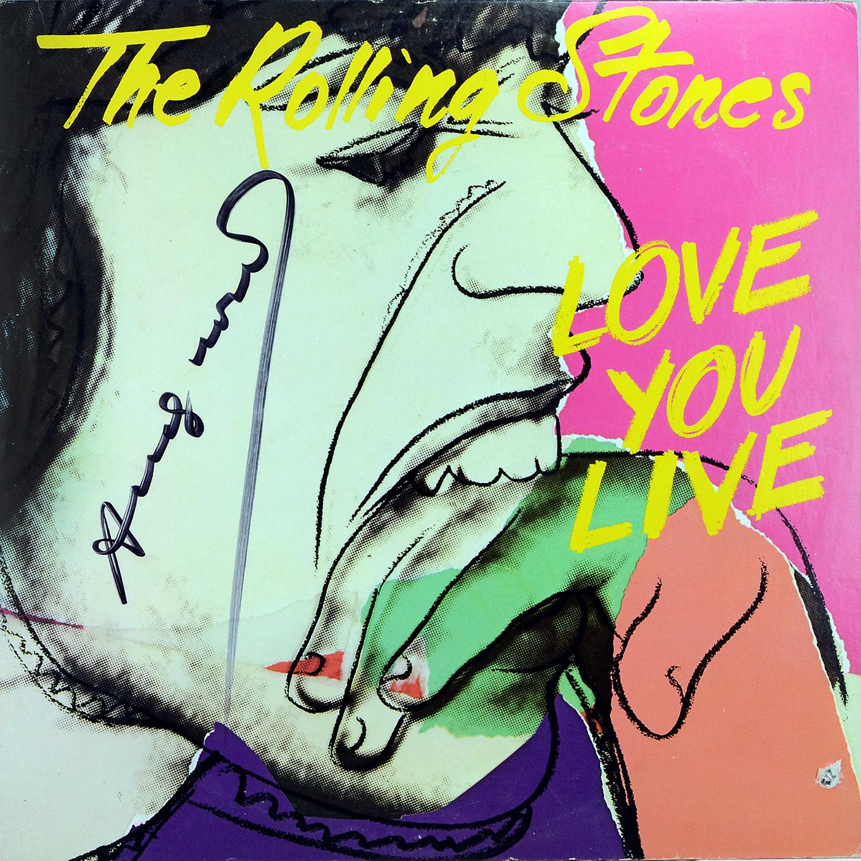 Resultado de imagen para love you live rolling stones