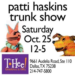 trunk show ad square 10-25